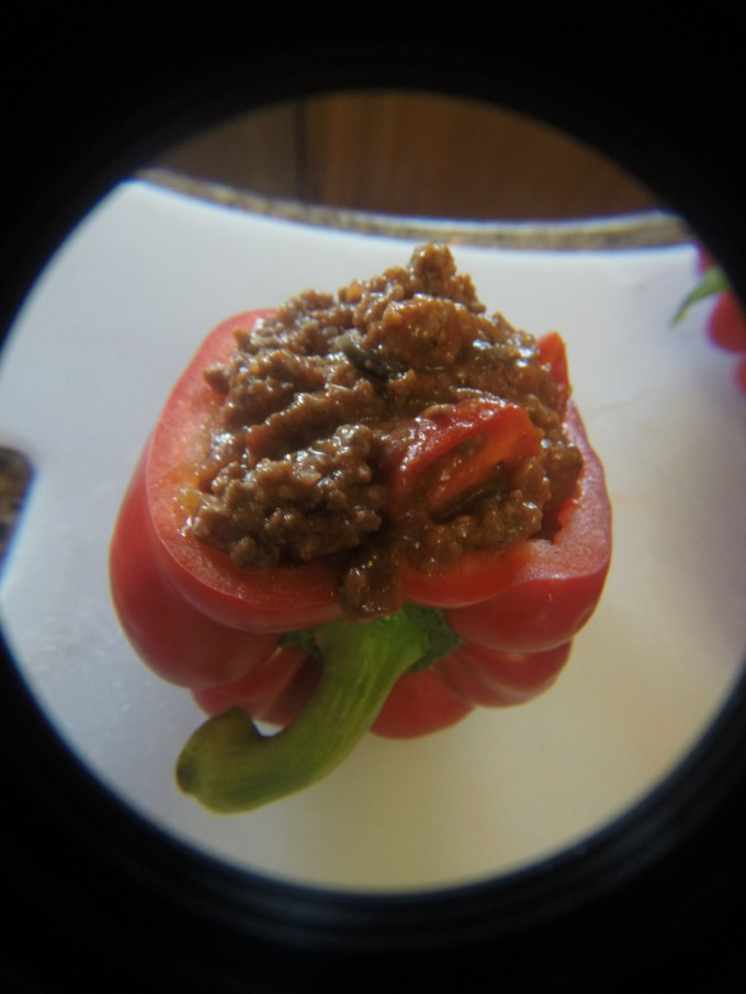 Grilled stuffed peppers-6